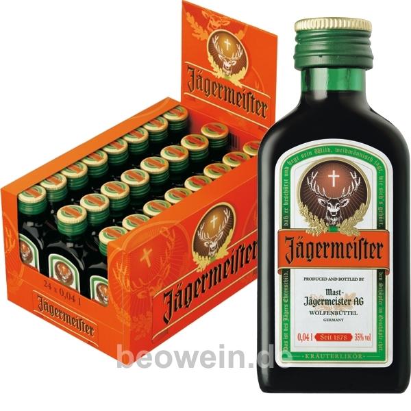Jägermeister 0,04